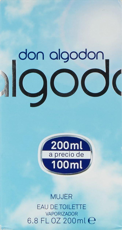 Agua de colonia don algodon clasica 200x100 con vaporizador ...