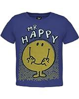 Mr. Men & Little Miss - Boys Mr. Happy Dots Juvy T-shirt