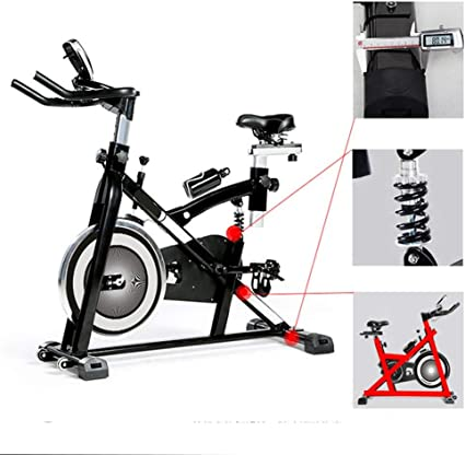 Zgsjbmh Bicicleta estática/Indoor Cycling Bici de Giro Inteligente ...