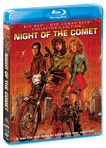 Non-stop Of The Comet (Collector's Edition) [BluRay/DVD Combo] [Blu-ray]