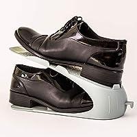 Decobella Ayakkabı Rampası 12 Adet Ayakkabı Düzenleyici Rampa Ayakkabılık Dolap İçi Düzenleyici