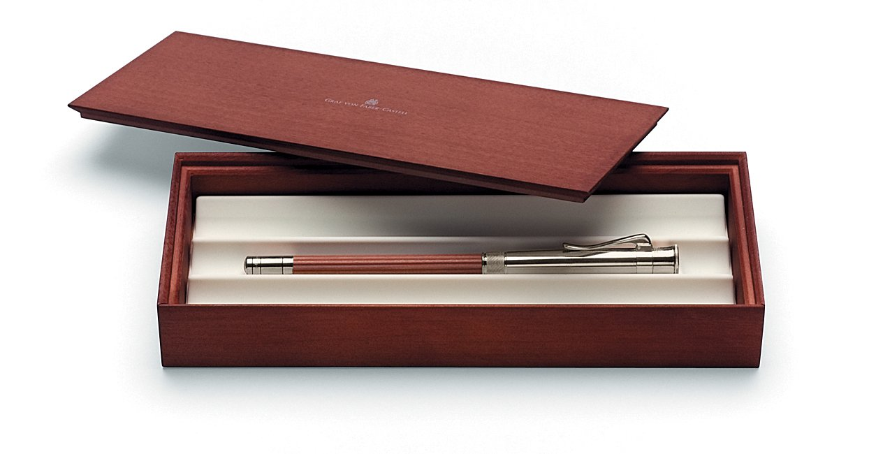 Faber-Castell von Graf: Perfect Pencil Platinum Brown by Faber-Castell (Image #4)