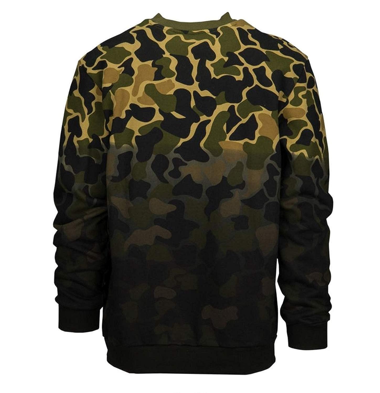 adidas Originals Camouflage Crew Sweatshirt | JD Sports