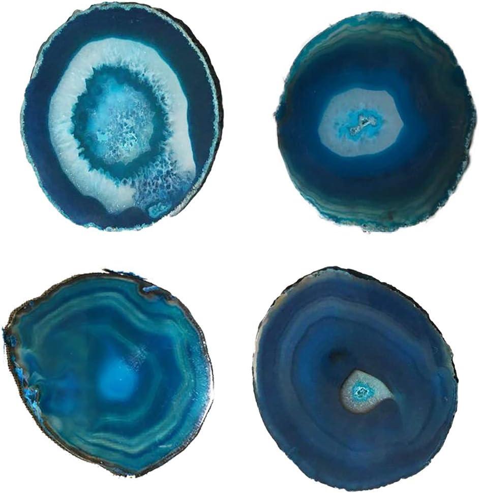 JIC Gem Dyed Teal 3-3.5