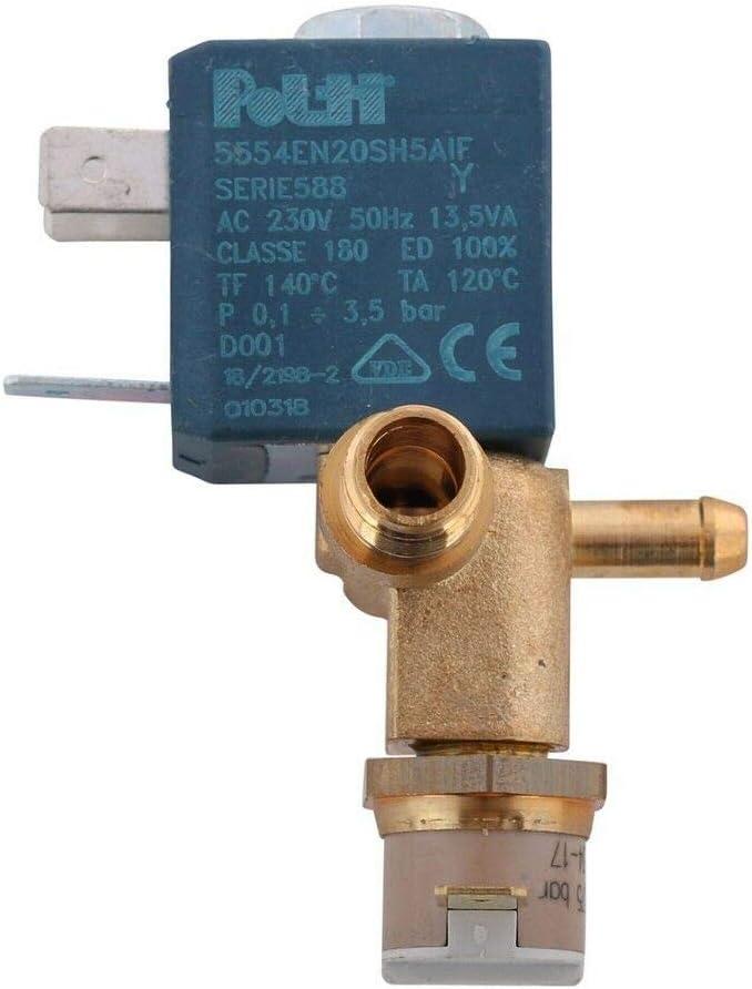 Ensemble Electrovanne Pressostat Polti M0005129 Pour Pieces Aspirateur Nettoyeur Petit Electromenager