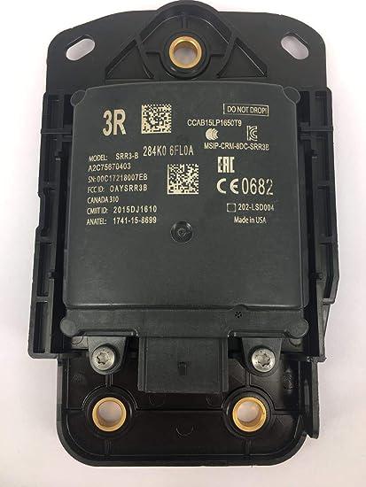 Amazon com: Blind Spot Detection Sensor SRR3-B 284K0 6FL0A