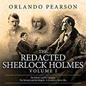 The Redacted Sherlock Holmes: Volume 1 | Orlando Pearson