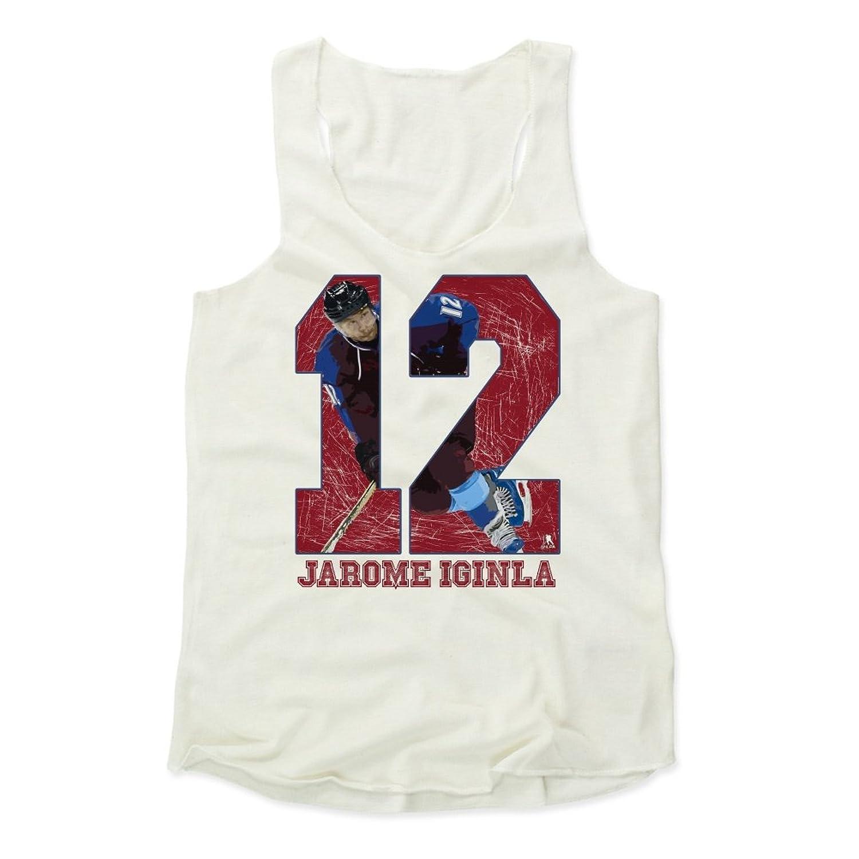 Jarome Iginla Game R Colorado Women's Tank Top
