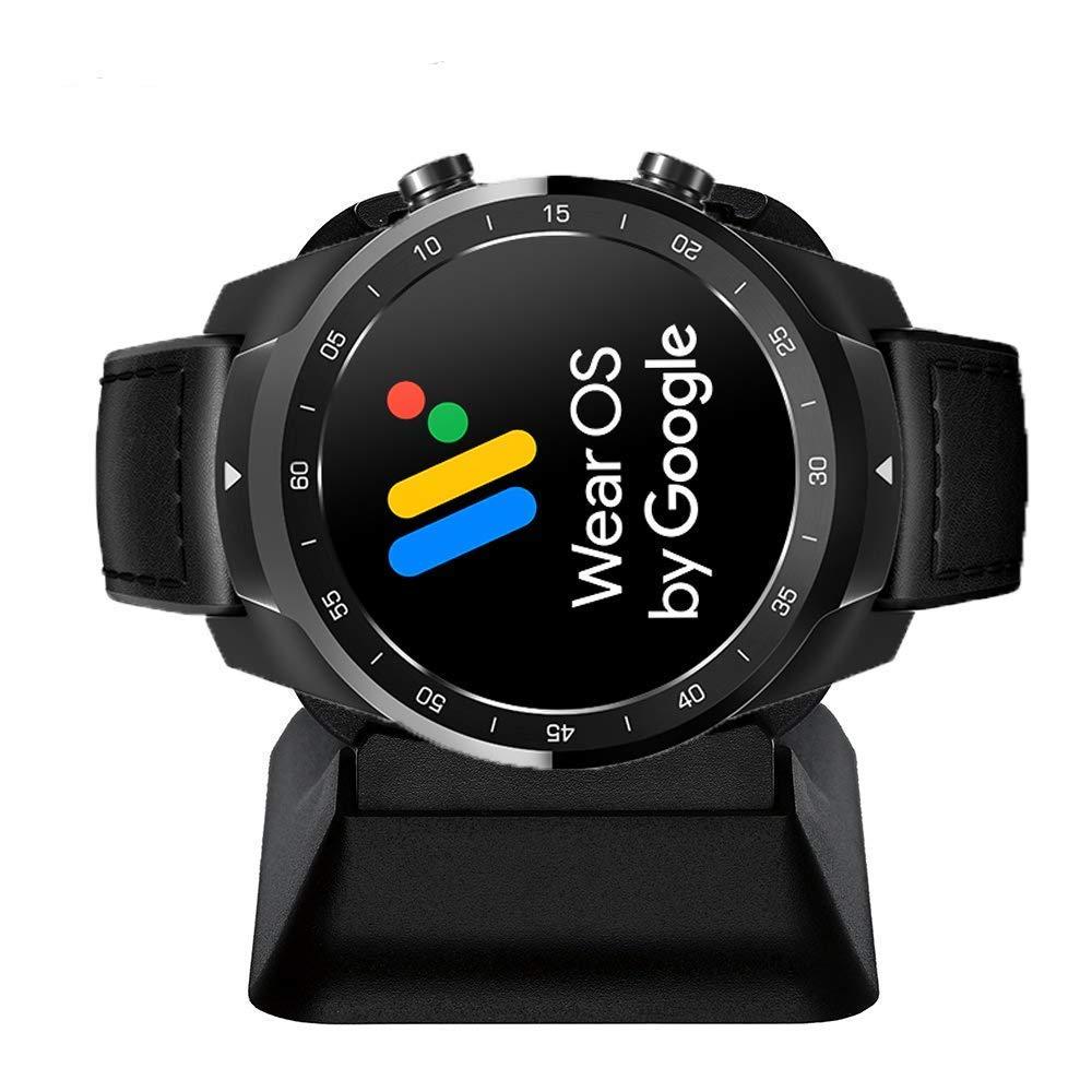 Ceston Cargador Charger para Smartwatch TicWatch Pro (Negro ...