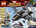 Lego Quinjet Aerial Battle 6869 from LEGO