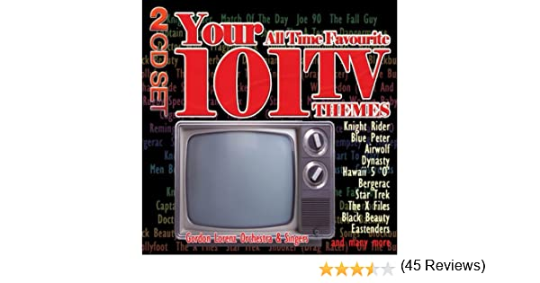 Your 101 All Time Favourite TV Themes de Gordon Lorenz Orchestra en Amazon Music - Amazon.es