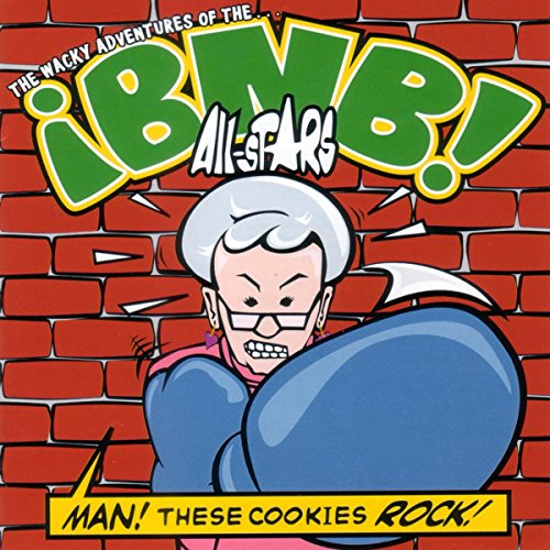 Man! These Cookies Rock!