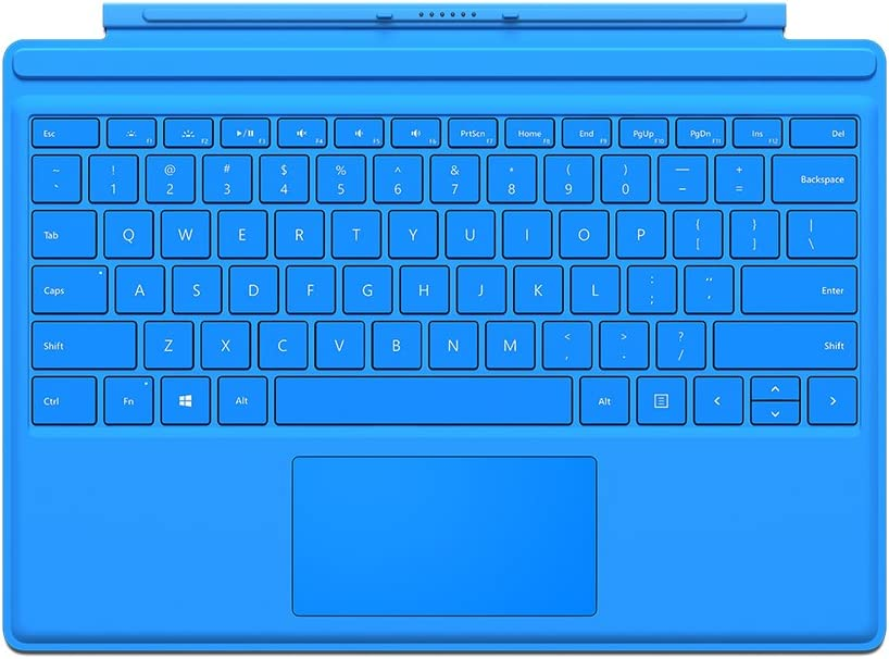 Microsoft Type Cover for Surface Pro Black