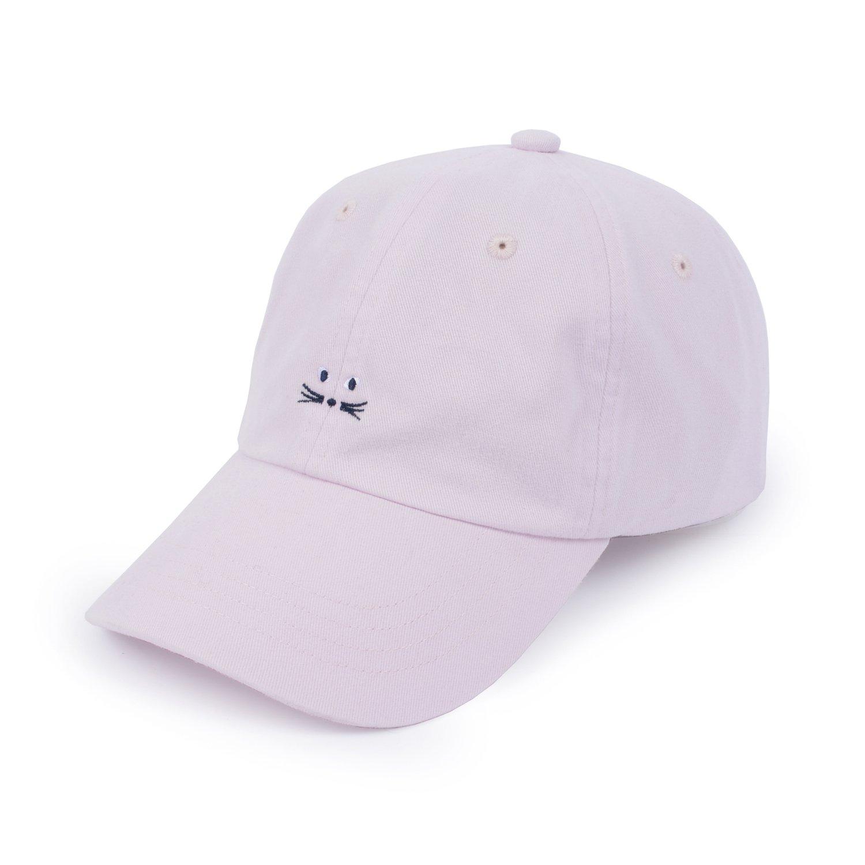 8dd8ab15558 Amazon.com  Hatphile Mens Womens Dad Hat Large Black Kitten Pink  Jewelry
