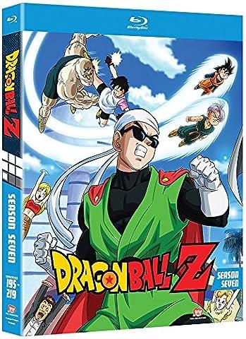 Dragon Ball Z: Season 7 [Blu-ray] (Dbz Season 5 Blu)