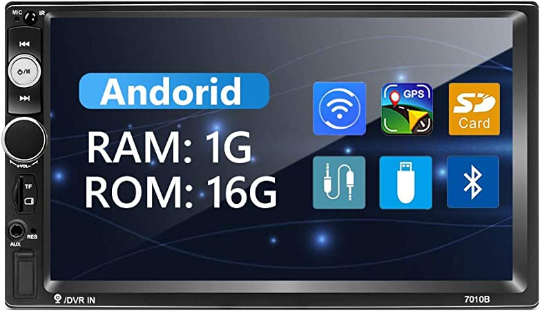 Double Din Autoradio Android Auto Navigation Autoradio Elektronik