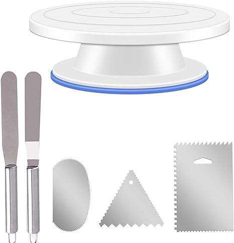 EVER RICH ® Kit de Herramientas de repostería para Pasteles. Kit ...