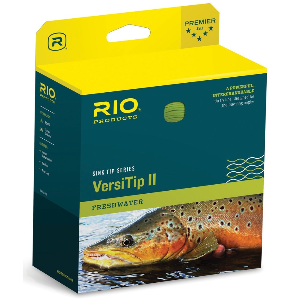 VERSITIP II WF5F STRAW/LT. GREEN by Rio