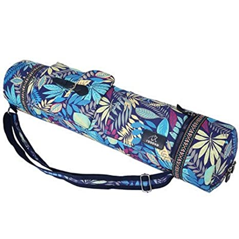 Amazon.com : lvh Yoga Mat Bag Printed Yoga Bag 721818cm ...