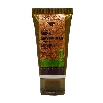 Salerm Biokera Argan Mask 1.7oz/50ml - Travel Size Even Better Makeup SPF15 (Dry Combination to Combination Oily) - No. 04 Cream Chamois 6MNY-04 1oz