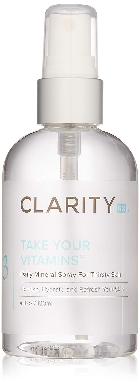 ClarityRx Vitamins Daily Mineral Spray, 4 Fl Oz