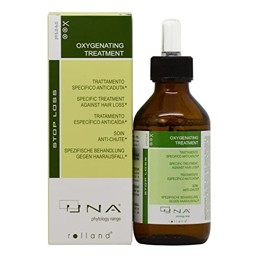 Amazon.com : Rolland Una Oxygenating Treatment 3.17oz : Hair Regrowth Treatments : Beauty