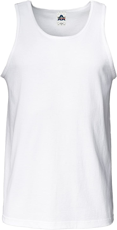 Betere Alstyle Men's Tank Top, white, Medium at Amazon Men's Clothing store GV-21