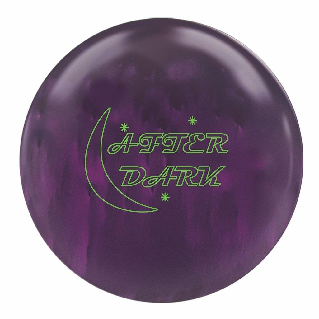 900グローバルafter dark Bowling ball-パープルパール B07DQPSFFK  14lbs