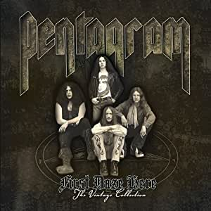 Pentagram First Daze Here Amazon Com Music