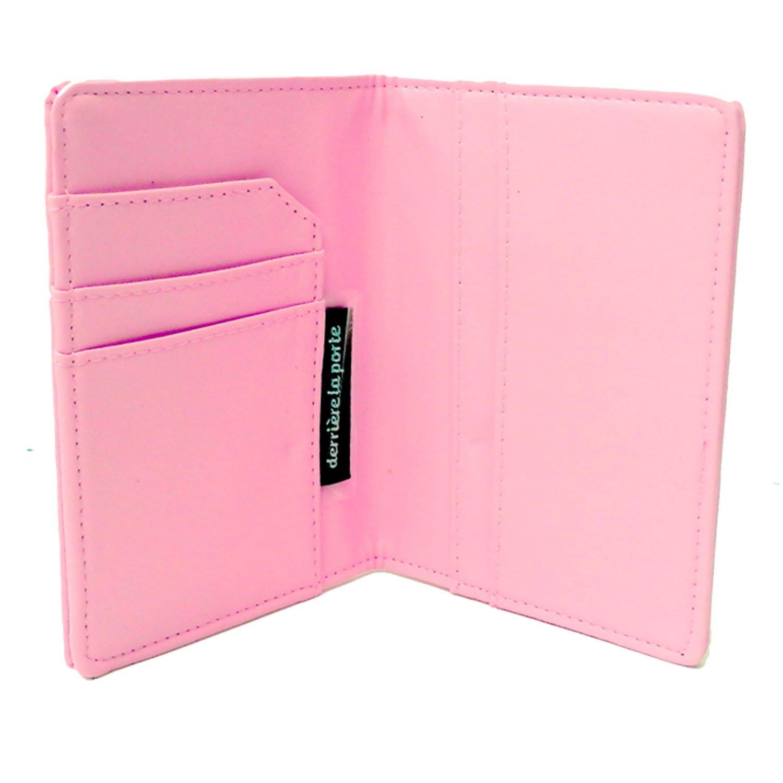 Porte-passeport ETUDE Paris je t aime - Rose - Derriere La Porte   Amazon.fr  Bagages 1ce9e42dc70