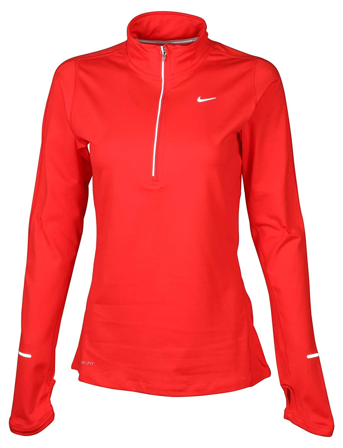 Amazon.com: Nike Element – Chaqueta para mujer con media ...
