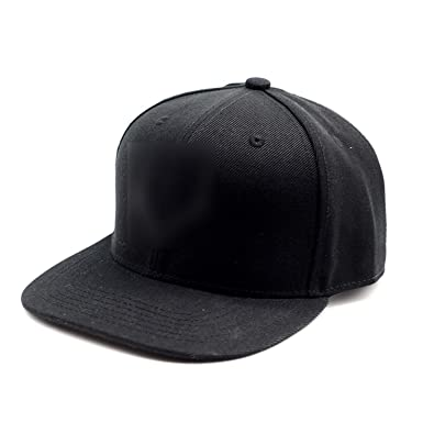 380267bf9 Nutsima Grey Cotton Snapback 3D Pierced Embroidery Hip Hop Cap Flat ...