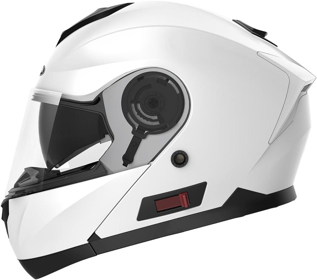 Motorcycle Modular Full Face Helmet for rain