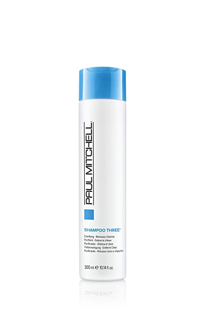 4. Paul Mitchell Shampoo Three