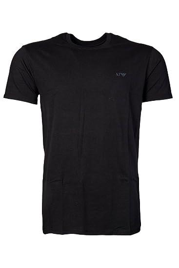 d8fe69d2 Armani Jeans Men's Crew Neck T-Shirt AJ GA Eagle Print -06801 RM ...