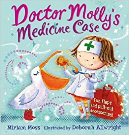 amazon doctor molly s medicine case miriam moss deborah