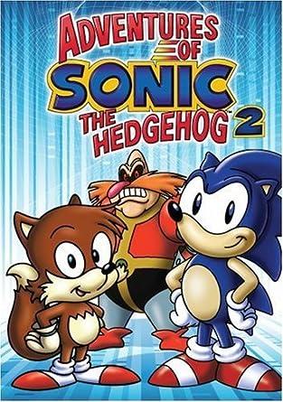 Amazon Com Adventures Of Sonic The Hedgehog Vol 2 Jaleel White Long John Baldry Dic Movies Tv