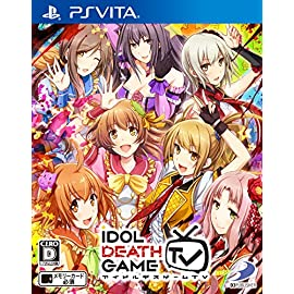 【PS vita】Idle Death Game TV Japanese Ver.