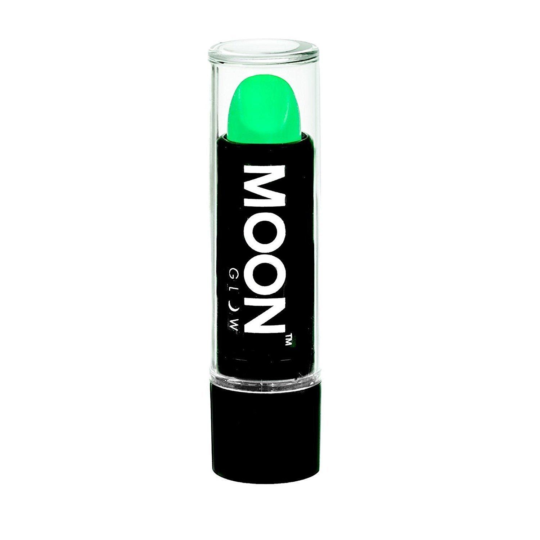 Moon Glow - BlacklightNeon UV Lipstick 4.5g / 0.16ozPastel Green – Glows brightly under Blacklights / UV Lighting!