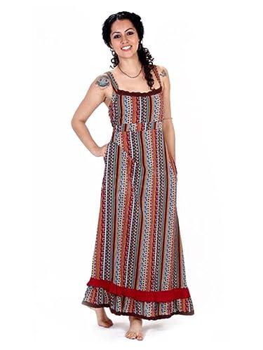 Long Dress Crep