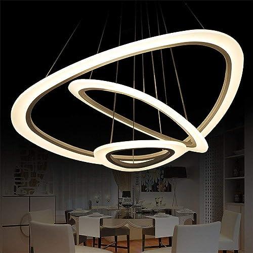 DEVOL LED Chandelier Modern Pendant Light