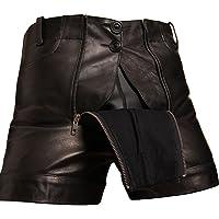 Bockle Heren leren shorts Hot Pants Beierse Oktoberfest Lederhose