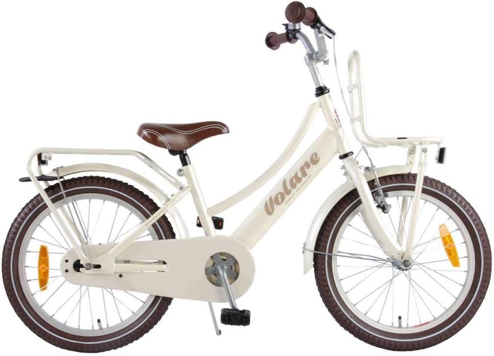 Volare Bicicleta Niña Excellent 18 Pulgadas Freno Delantero al ...