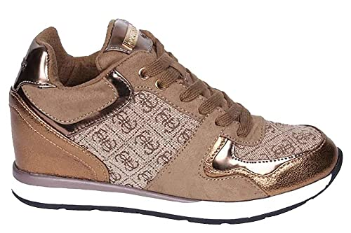 ZAPATILLAS GUESS - FLLAC4FAL12-BEIBR-T39: Amazon.es: Zapatos y complementos