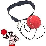 Ueasy, palla da allenamento per migliorare la velocità, il coordinamento, i riflessi e l'abilità, per boxe, gym boxing, arti marziali miste e altri sport da combattimento