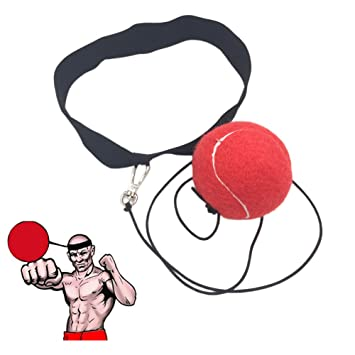 Bola de entrenamiento de boxeo, para mejorar la coordinación y ...
