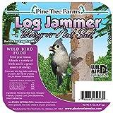 Pinetree Farms Pine Tree 5003 Log Jammers Berry N Nut Suet Plug 9.4oz. (0.27 kg.)