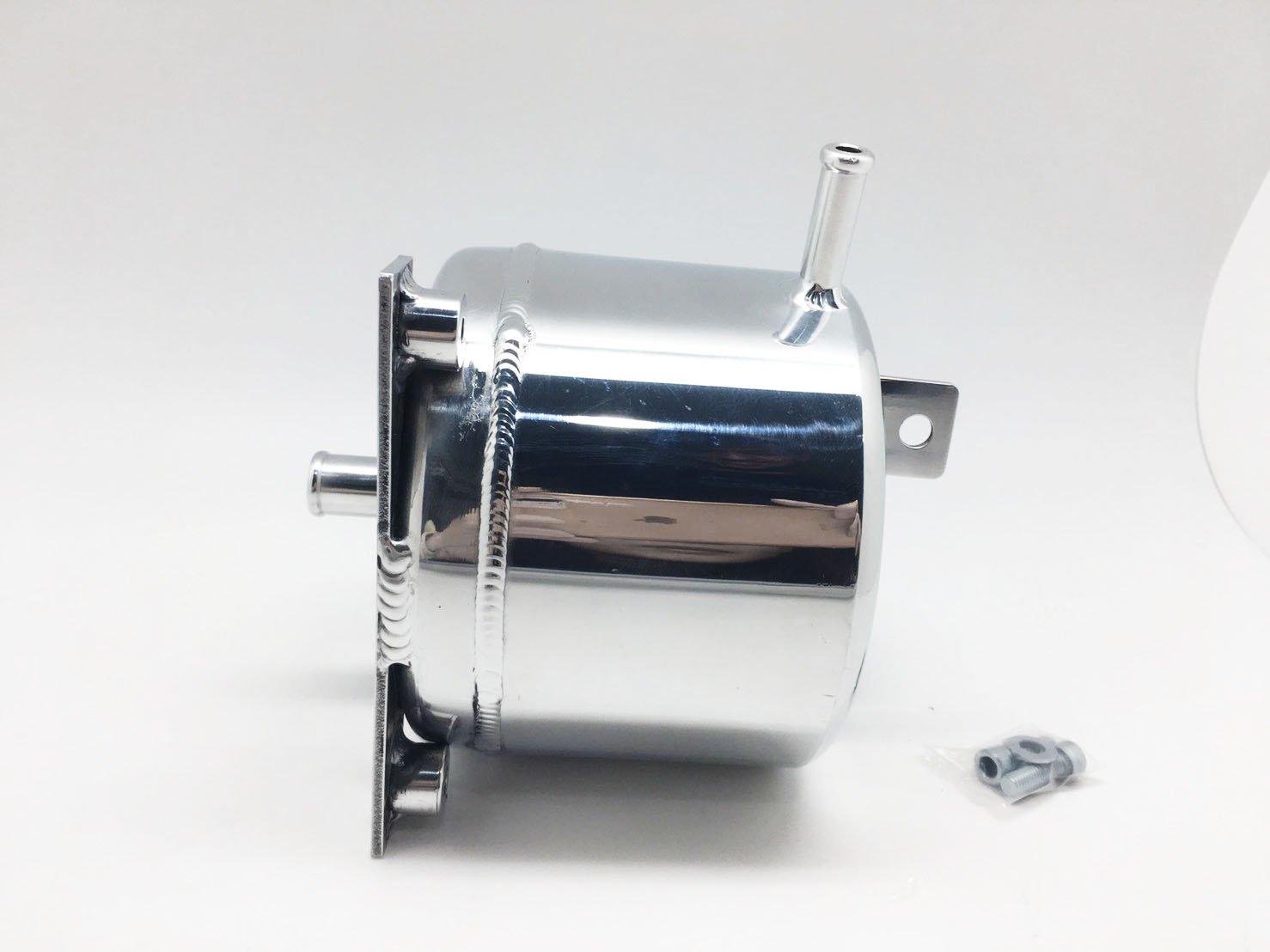 1 Aluminum Radiator Coolant Header Overflow Tank Fits Mini Cooper S R50 R53 Mk1