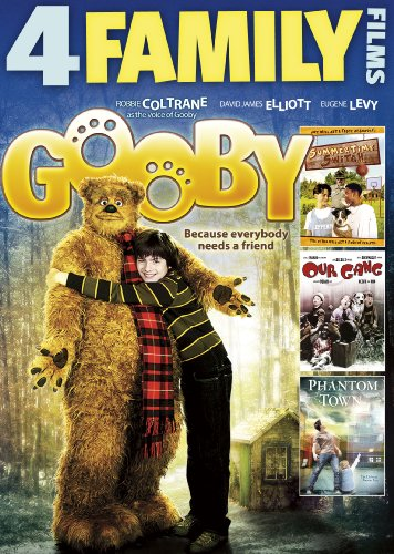 4-Film Family Collection V.2: Phantom Town / Summertime Switch / Gooby / Our Gang (Little Rascals)
