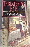 Threatening Eye, Lesley Grant-Adamson, 0312026544